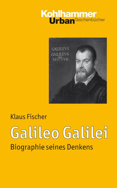 """Umschlag von """"Galileo Galilei"""""""