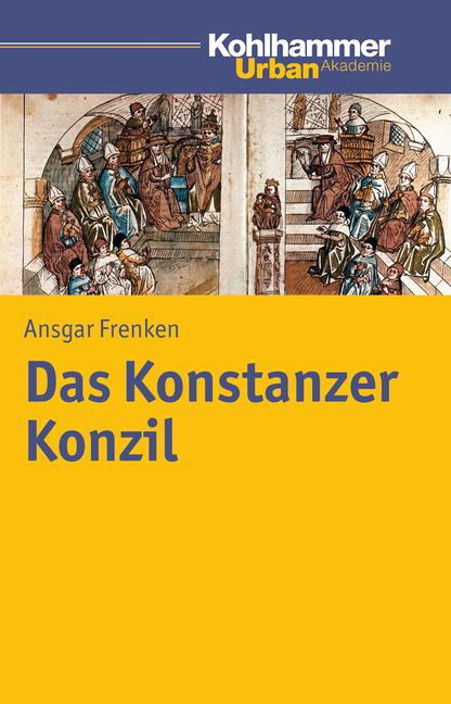 """Umschlag von """"Das Konstanzer Konzil"""""""