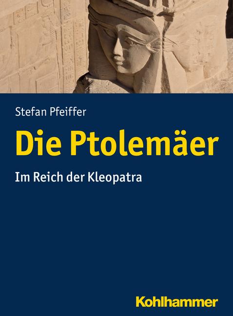 """Umschlag von """"Die Ptolemäer"""""""