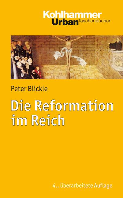 """Umschlag von """"Die Reformation im Reich"""""""