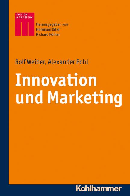 """Umschlag von """"Marketing und Innovation"""""""