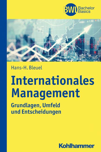 """Umschlag von """"Internationales Management"""""""
