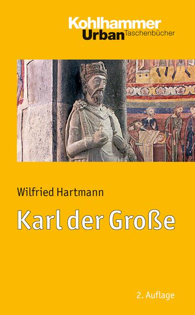 """Umschlag von """"Karl der Große"""""""