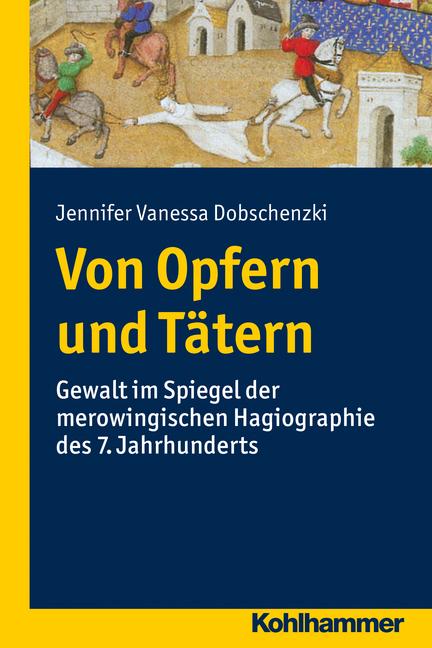 """Umschlag von """"Von Opfern und Tätern"""""""