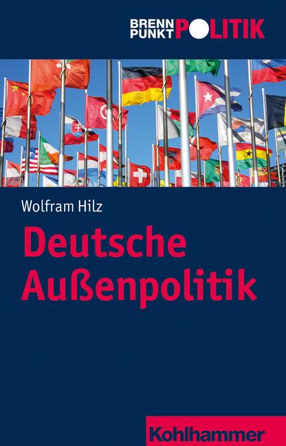 """Umschlag von """"Deutsche Außenpolitik"""""""