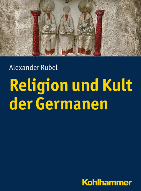 """Umschlag von """"Religion und Kult der Germanen"""""""