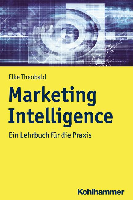 """Umschlag von """"Marketing Intelligence"""""""