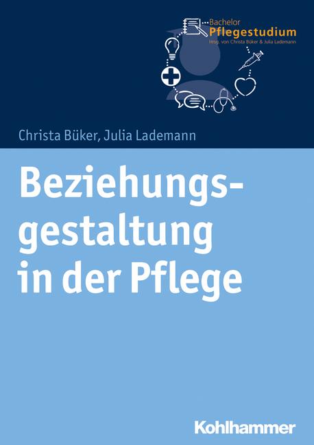 """Umschlag von """"Moderne Pflege heute"""""""