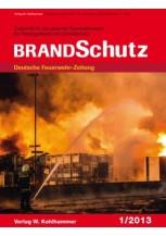 BRANDSchutz 1/2013