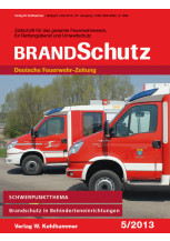 BRANDSchutz 5/2013