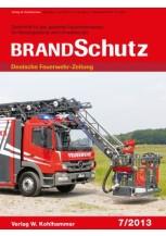 BRANDSchutz 7/2013