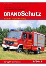 BRANDSchutz 9/2013