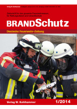 BRANDSchutz 1/2014