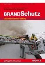 BRANDSchutz 4/2014