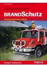 BRANDSchutz 7/2014