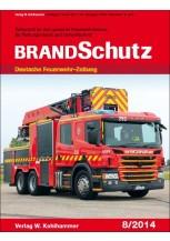 BRANDSchutz 8/2014