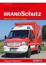 BRANDSchutz 9/2014