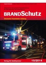 BRANDSchutz 10/2014