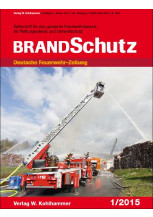 BRANDSchutz 1/2015