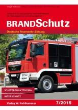 BRANDSchutz 7/2015