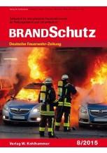 BRANDSchutz 8/2015