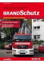 BRANDSchutz 5/2016