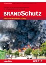 BRANDSchutz 8/2016