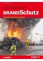 BRANDSchutz 2/2017