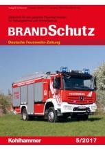 BRANDSchutz 5/2017