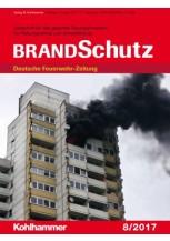 BRANDSchutz 8/2017