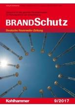 BRANDSchutz 9/2017
