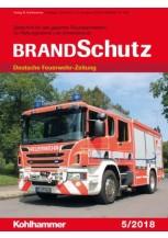 BRANDSchutz 5/2018