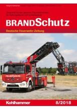 BRANDSchutz 8/2018