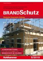 BRANDSchutz 5/2019