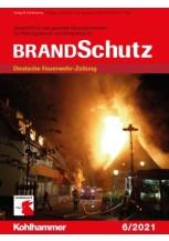 BRANDSchutz 6/2021