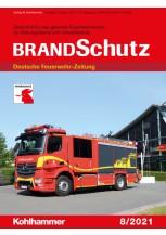 BRANDSchutz 8/2021