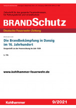 Die Brandbekämpfung in Danzig im 16. Jahrhundert