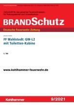 FF Wahlstedt: GW-L2 mit Toiletten-Kabine