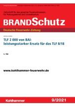 TLF 2000 von BAI: leistungsstarker Ersatz für das TLF 8/18