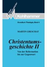 Christentumsgeschichte II