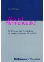 Was ist Hermeneutik?