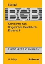 Bürgerliches Gesetzbuch mit Einführungsgesetz und Nebengesetzen (BGB)