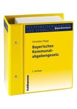 Bayerisches Kommunalabgabengesetz