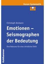 Emotionen - Seismographen der Bedeutung