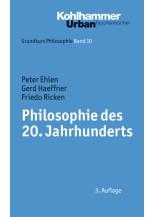 Philosophie des 20. Jahrhunderts