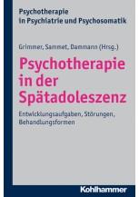 Psychotherapie in der Spätadoleszenz