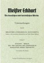 Bibliotheca Eckhardiana Manuscripta