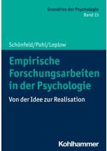 Forschungsmethoden in der Psychologie