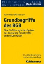 Grundbegriffe des BGB
