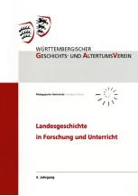 Landesgeschichte in Forschung und Unterricht, 9. Jahrgang